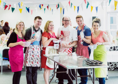 Charity-Bake-off